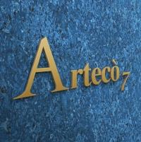 Arteco 7 - декоративная краска для внутренней отделки