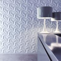"""Delta - декоративные 3D панели """"под кубы"""""""